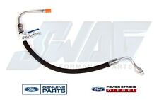 99-03 Ford 7.3 7.3L Powerstroke Diesel Power Steering Pressure Line Hose 3A717