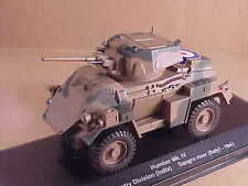 Eaglemoss 1/43 Diecast British Humber Mk.IV, Armored Car, Sangro River #EM013