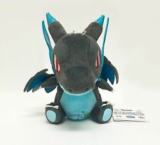 Banpresto Pokemon XY Evolution Series 6'' Plush ~ Black Mega Charizard X BP36760