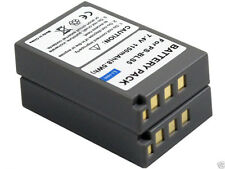 new 2X BLS-1 PS-BLS1 BLS-50 BLS5 Battery for E-PL7 E-PL3 E-PM1 E-410 E-P2 BLS1