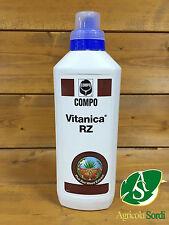 Compo Vitanica RZ Concime liquido rivitalizzante terreno agrario biostimolante