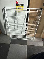 COMMERCIAL DISPLAY DOUBLE DOOR  FRIDGE  STEEL SHELVE 485X445MM