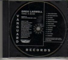 (DF727) Greg Laswell, Take A Bow - 2010 DJ CD