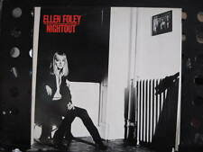 ELLEN FOLEY night out + insert includes MICK RONSON- FREE UK POSTAGE