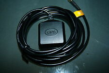 GPS Active Antenna MMCX/MCX  rectangular Magnetical 3M