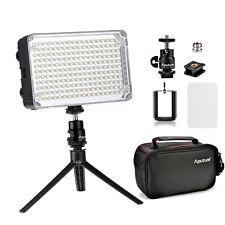 Aputure AL-H198C CRI95+ LED Video Light On Camera Light +Mini Desktop Tripod Bag