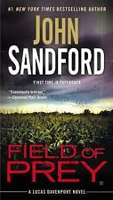 Field of Prey, Sandford, John, Acceptable Book
