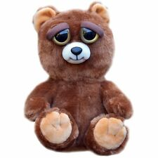 "Feisty Pets Sir Growls-A-Lot 8.5"" Plush Bear"