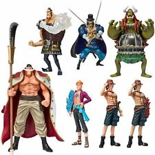 Bandai Tamashii Nations One Piece White Beard Pirates Chozoukei Damashii Toy Fig