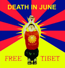 DEATH IN JUNE free tibet CD (CURRENT93)