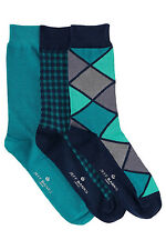 NEW Jeff Banks Boxed Business Socks Assorted