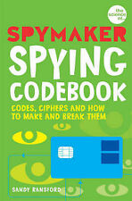 Spymaker Spying Code Book, Sandy Ransford