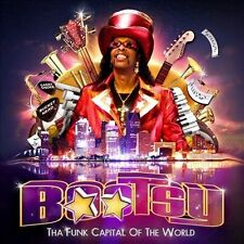 Bootsy Collins / Tha Funk Capital of the World (CD) George Clinton, Snoop Dogg !