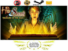 Hide and Secret Treasure of the Ages PC Digital STEAM KEY - Region Free