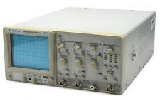 GW Instek GOS-6112 Oscilloscope 100MHz, No Handle