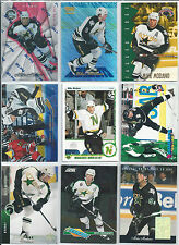 Mike Modano  92/93 to 98/99  51-Insert Parallel LOT  w/High End