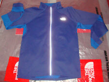 NWT The North Face Mens Momentum Thermal FZ Stretch Fleece FD Jacket Medium $99
