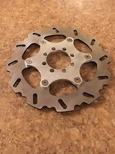"Flattrack 10.5"" Rotor & Carrier Quick Change Hub Wheel Flat Track Streettracker"