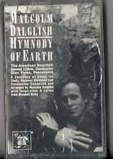 Malcolm Dalglish - Hymnody of Earth {Celtic} (Cassette 1991) NEW-Sealed!