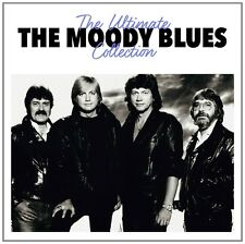 THE MOODY BLUES - THE ULTIMATE COLLECTION  2 CD NEU