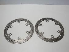Bremsscheiben Bremsscheiben Scheibe Disk Brake Ducati Multistrada MTS 1000 DS S