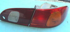 98 99 00 01 02 Toyota Corolla Tail Light Assebmly, 2 pcs, Right Side, Psngr Side