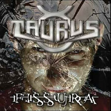 "Taurus ""Fissura"" CD [LEGENDARY BRAZIL MELODIC SPEED/THRASH METAL]"
