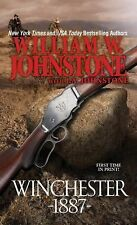 Winchester 1887 and 1886 2 BOOKS W W.+(JA) Johnstone Paperback CHEAPEST ON EBAY