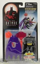 Detective Batman Action Figure 1997 New Adventures Flight Pack Lens Decoder