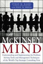 The McKinsey Mind: Understanding and Implementing the Problem-Solving Tools and