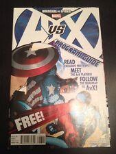 avengers vs x-men program guide