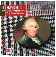 Haydn: Complete Piano Sonatas, New Music