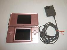 Nintendo DS Lite Pink BROKEN FOR PARTS -031556