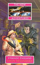 7th Dr Doctor Who Virgin New Adventures Book - STRANGE ENGLAND - (Mint New)