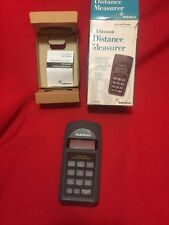 Ultrasonic DISTANCE MEASURER Radio Shack 63-1005