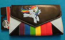 MY LITTLE PONY DASH ENVELOPE WALLET NEW CLUTCH PURSE