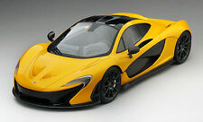McLaren P1 2013 Volcano Yellow 1/12 TSM141206 Brand New