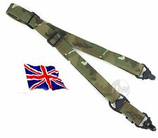 AIRSOFT SLING TRI 1 2 SINGLE POINT SLING MULTICAM MTP MC HIGH QUALITY MC MA3