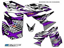 2003 2004 2005 2006 2007 2008 SKI DOO MINI Z MINIZ GRAPHICS SKIDOO BRP DECO WRAP