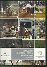 FEI WORLD EQUESTRIAN GAMES AACHEN 2006 HIGHLIGHTS DVD