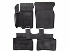 Rubber Car Floor Mats Carpet Liners for SUZUKI VITARA 2015, 2016