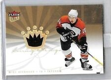 MIKE RICHARDS 2006 FLEER  ULTRA SCORING KINGS  WORN JERSEY - ROOKIE