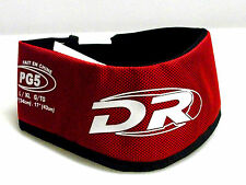 New DR hockey senior neck guard BNQ certified protector red ice protective size