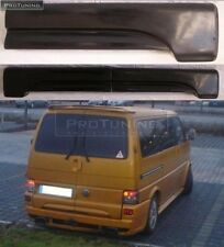 VW T4 Transporter two doors REAR DOOR Spoiler ADDON LIP Projekt Zwo skirt van