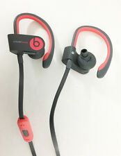 Beats by Dr. Dre Powerbeats2 Wireless Ear-Hook Bluetooth Headphones (Siren Red)