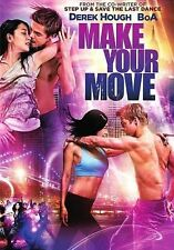 Make Your Move (DVD, 2014) - NEW!!