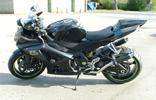 Suzuki GSXR1000 K7-K8 SP Engineering Carbon Fibre Stubby Moto GP Exhausts