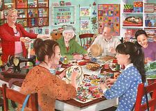 The House Of Puzzles - 1000 PIECE JIGSAW PUZZLE - Crafty Corner