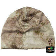 NEW BROWNING HELLS CANYON SPEED TRAILHEAD BEANIE SKULL CAP ATACS AU CAMO