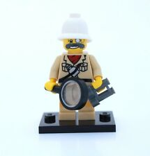 NEW LEGO MINIFIGURES SERIES 2 8684 - Explorer
